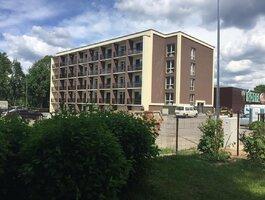 1 room apartment Vilniuje, Naujoji Vilnia, Genių g.