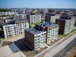Nauji butai Pilaitėje 10 kvartalas (8 picture)