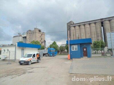 Storage / Manufacture/storage / Other Premises for rent Marijampolės sav., Marijampolėje, Stoties g.