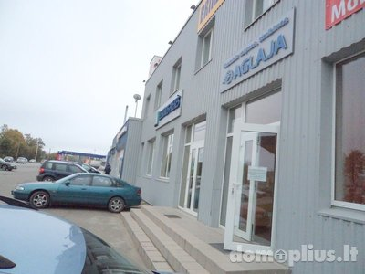 Office / Commercial/service / Other Premises for rent Marijampolės sav., Marijampolėje, Stoties g.