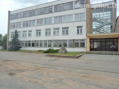 Для бюро помещения в аренду Marijampolės sav., Marijampolėje, Kauno g.