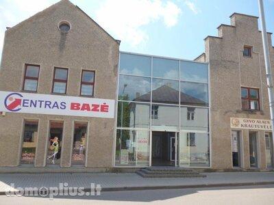 Commercial/service premises for rent Kėdainių r. sav., Kėdainiuose, Radvilų g.