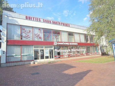Commercial/service Premises for rent Marijampolės sav., Marijampolėje, Laisvės g.