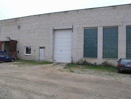 Storage / Commercial/service / Manufacture/storage Premises for rent Mažeikiuose, Gamyklos g.