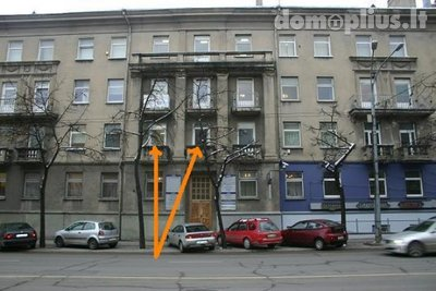 Продаётся Для бюро помещения Vilniuje, Naujamiestyje, Švitrigailos g.