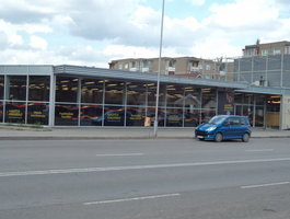 Prekybos ir paslaugų / Kita Patalpų nuoma Marijampolės sav., Marijampolėje, Kauno g.