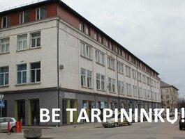 Office Premises for rent Vilniuje, Naujamiestyje, Smolensko g.