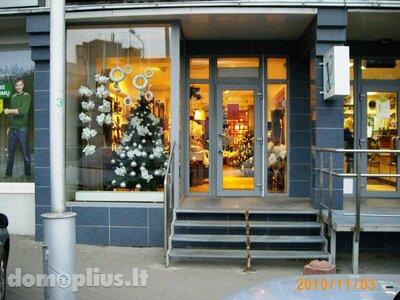 Продаётся Торговое/сервисное помещения Alytuje, Senamiestyje, Vilniaus g.