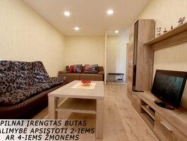 2-4 miegamos vietos. Apartment rent Šiauliuose, Žaliūkiuose, J. Sondeckio g.