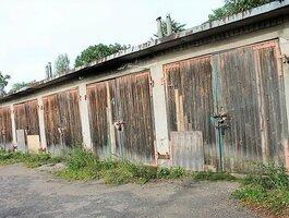 Garage Vilniuje, Žirmūnuose, Kalvarijų g.