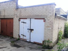 Garage Panevėžyje, Centre, Vilniaus g.