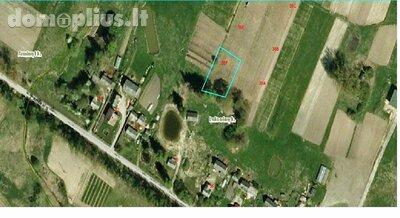 Land for sale Alytaus r. sav., Luksnėnuose, Aniškio g.