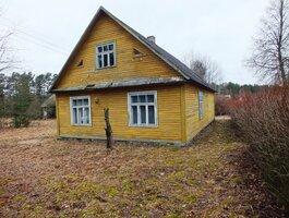 Gyvenamasis namas Biržų r. sav., Kupreliškyje