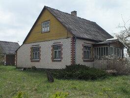 Gyvenamasis namas Pasvalio r. sav., Krikliniuose