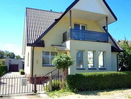 Gyvenamasis namas Marijampolės sav., Marijampolėje, J. Basanavičiaus g.