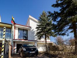 House Vilniuje, Naujaneriuose, Naujanerių Sodų 1-oji g.