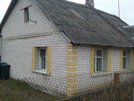 Gyvenamasis namas Vilniuje, Trakų Vokė, Leipalingio g.