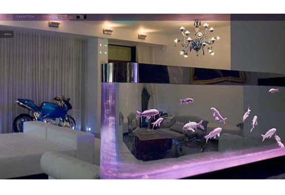 Akvariumai Akvariumas Pertvara Domoplius Lt