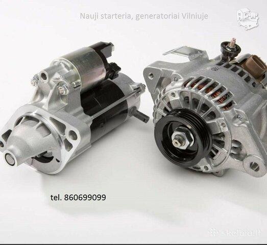 Generatorius Audi A4