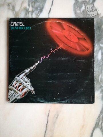 CAMEL - A LIVE RECORDS