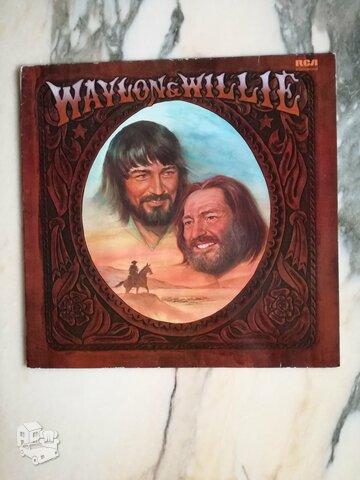 WAYLON & WILLIE - WAYLON & WILLIE