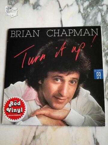 BRIAN CHAPMAN - TURN IT UP!