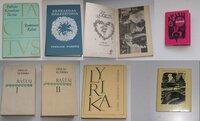 Lietuviškos poezijos knygos