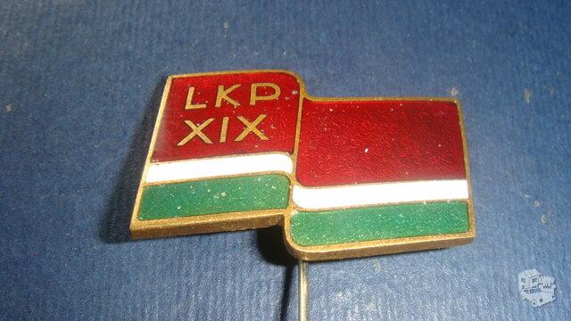 LKP XIX