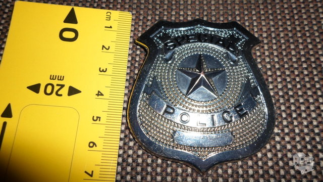Specel police