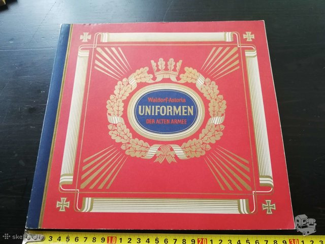 Ww1 vokiska knyga albumas1