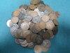 One penny.300 vienetu