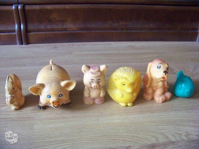 Pigiai tarybiniai žaislai