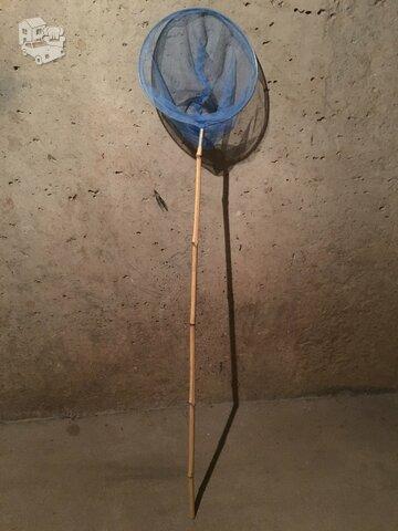 Graibštas Su Bambuko Kotu