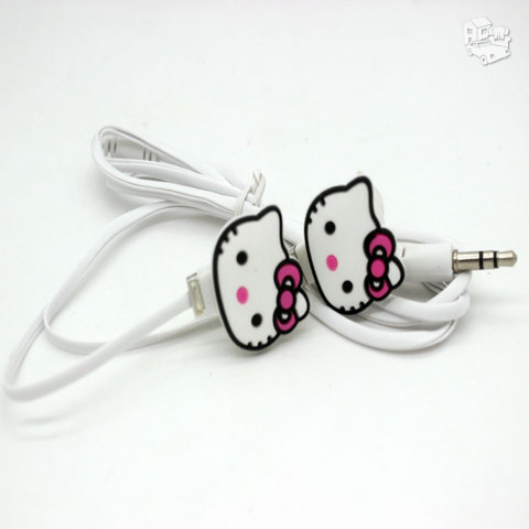 Ausnukai Hello Kitty 3.5mm