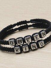 "Apyrankės porai ""Queen King"""