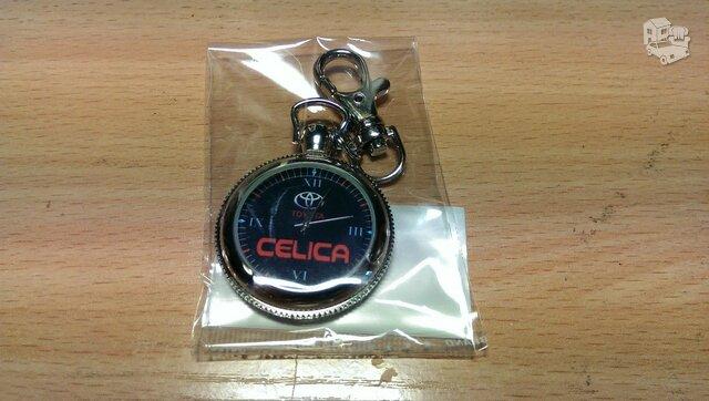 Toyota Celica laikrodis - pakabukas