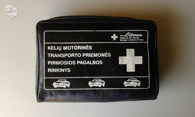 Gera auto vaistinele