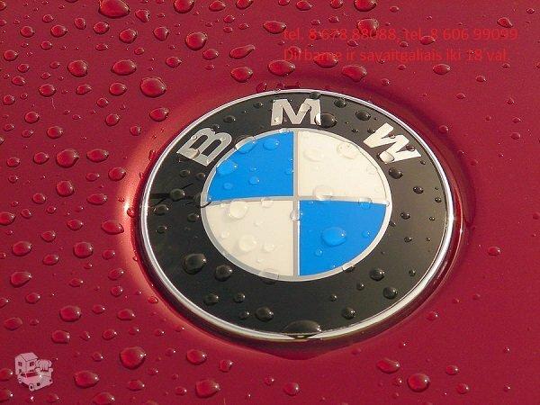 Bmw dalys, autodalys Bmw. Naudotos, naujos.