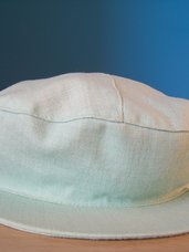 Labai pigiai kokybiškos natūralaus pluošto kepurės
