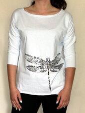 Puošnios, vienetinės ir išskirtinės palaidinės bei marškinėliai