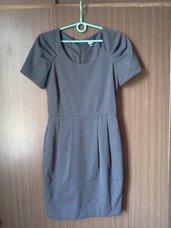 Suknelė pilkos spalvos