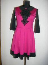 Tobula, nuostabi, tampri, nauja suknelė 3/4 rankovemis