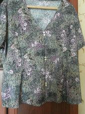 Kostiumėlis margas su sijonu