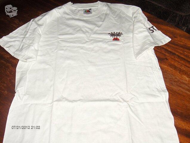 Nauji vyriški marškinėliai MALIBU