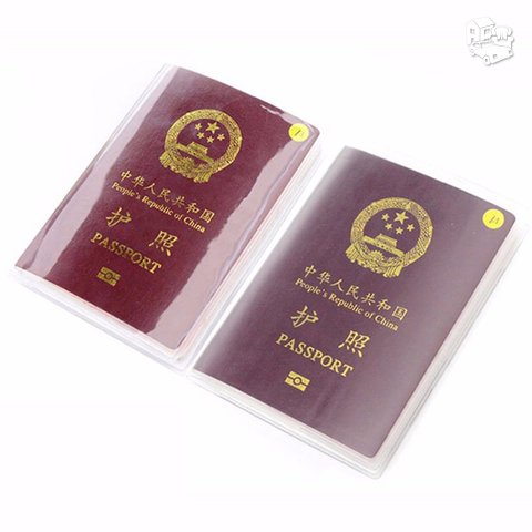 Skaidrus paso dėkliukas