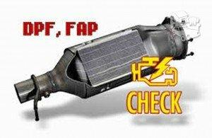 DPF FAP EGR isprogramavimas