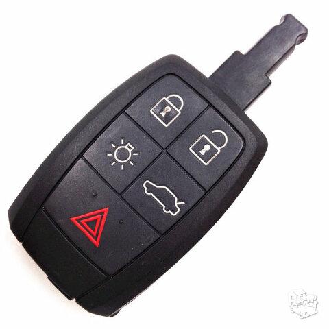 VOLVO raktu programavimas pririsimas , Volvo raktai