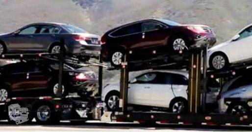 Automobilių parvežimas iš Belgijos