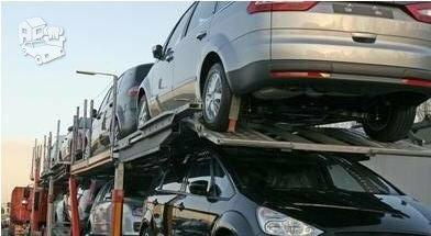 Automobilių parvežimas iš Ispanijos