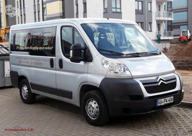 Keleivių pervezimas-mikroautobuso nuoma